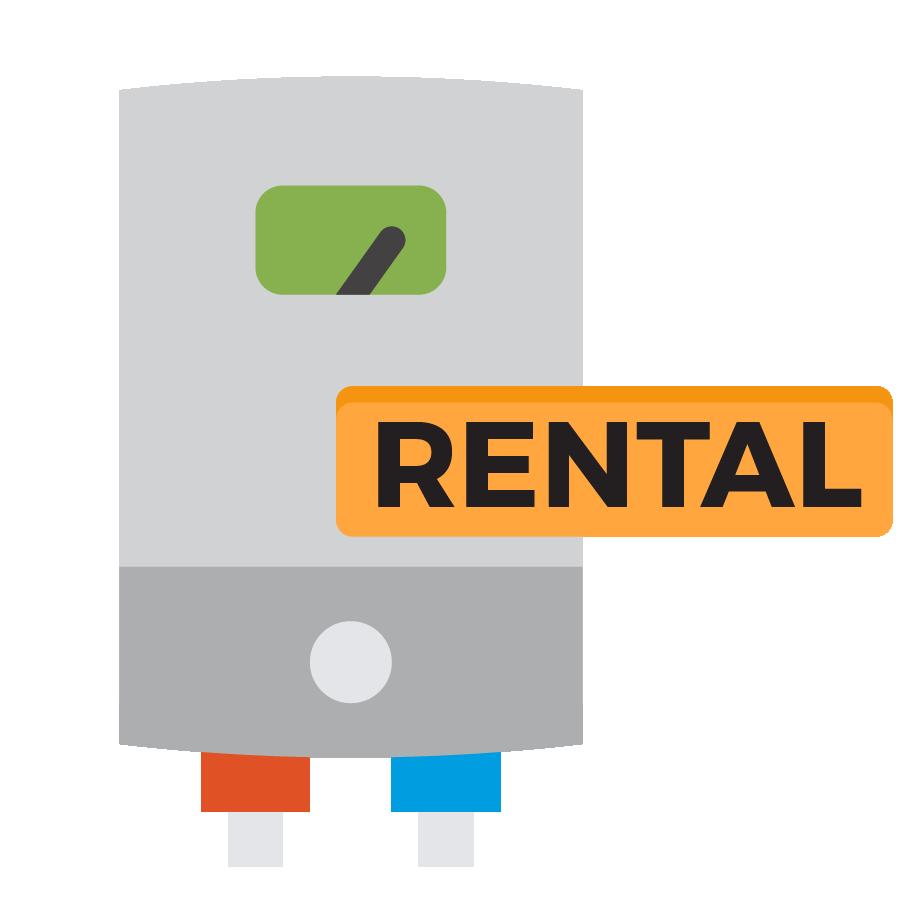 Tankless Water Heater Rental