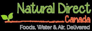 Natural Direct Canada logo